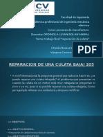 Reparacion de Una Culata Bajaj 2055555555