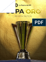 Revista táctica de la Copa Oro