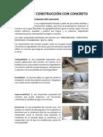 Proyecto y Construcción Con Concreto Alddd