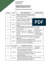CRONOGRAMA DE PRACTICAS - PIT71 - 2019-I.docx