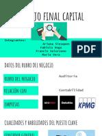 Trabajo Sobre Capital