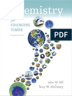 Chemistry for Changing Times, 14th Edition