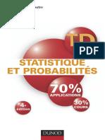 Jean-Pierre Lecoutre-Statistique et probabilités _ Travaux dirigés-Dunod (2008).pdf