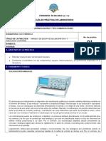 Práctica 01 Electrónica I 19-19 A