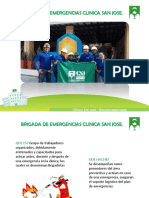 Clinica San Jose - Brigada