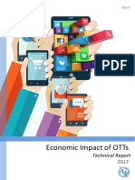 Economic impact of OTT - ITU report