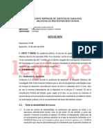 Vía Tutela de Derechos Excluyen Acta Que Registra Que Se Accedió Al Celular Del Imputado Sin Su Consentimiento [Exp. 00828-2016]