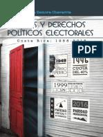Mujeres y Derechos Politicos Electorales