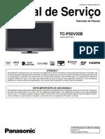 PANASONIC+PLASMA+TC-P50V20B