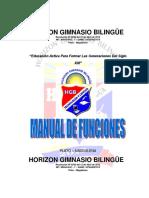 Manual de Funciones HGB