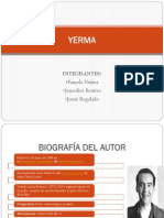 Exposición 1- Yerma