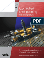 Controlled Shot Peening-preventing Failures