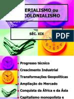 13 - Imperialismo Ou Neocolonialismo