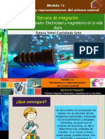 Proyecto Integrador. Electricidad y Magnetismo en La Vida Diaria/M12