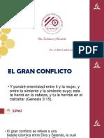 3. El Gran Conflicto