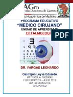 Glaucoma Congenito ECL 602