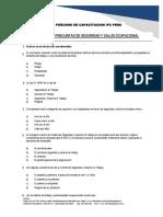 BALOTARIO DE PREGUNTAS I EXAMEN MENSUAL SEGURIDAD Y SALUD OCUPACIONAL.pdf