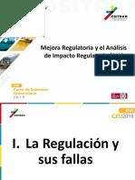 1. Mejora Regulatoria