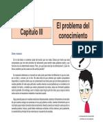 Capitulo III El problema del conocimiento.pdf