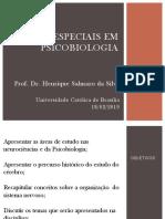 Aula 1 Topicos Especiais Em Psicobiologia 18022019