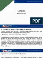 Patrimonio Sergipe