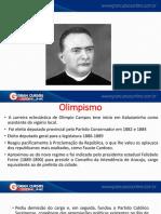 História de Sergipe Olimpio Campos