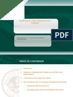 Clima Laboral y Salud Organizacional e Individual