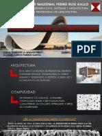 Arquitectos de La Complejidad