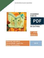 Cuaderno de habilidades de lectura 2° básico   actualizado 2019