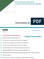 Generalidades I(Clase 1)