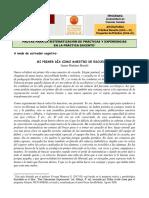 Orientaciones Para La Sistematización de Prácticas y Experiencias