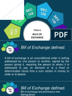 Chapter 9 Bills of Exchange