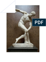 Escultura de Presentacion