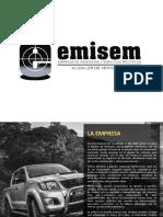 Presentacion Emisem - Alquiler de Vehiculos 2
