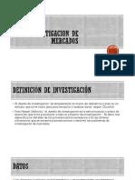Inv Mercados