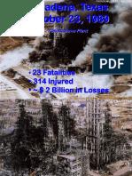 Disaster Case Studies Pasadena