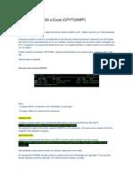 Exportacion archivo as400 CPYTOIMPF