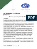 APG DocumentedInformation2015