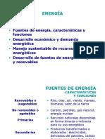 ENERGIA Electricidad