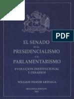 El Senado en El Presidenciaslismo