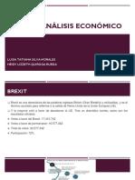Brexit – Análisis Económico (1)