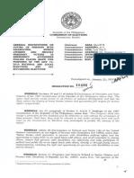 Comelec Resolution 10486