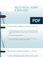 Consejo Fiscal Sobre Mmm 2019-2022