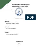 MONOGRAFIA MOTIVACION 1