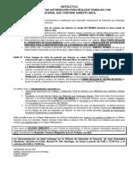 Solicitud de Autorización de Trabajos y Disposición Final de Residuos Con Materiales Que Contienen Asbesto MCA 02-05-16