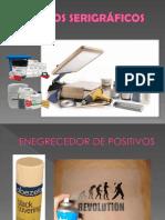 Instrumentos serigraficos ppt