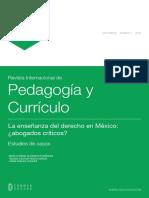La enseñanza en México