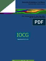 Geología Económica - Depositos IOCG y Estratoligados