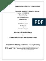 RETP 1 Report