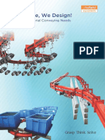 Conveyor Catalogue Material Handling Solutions